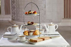 Afternoon tea at homage grand salon