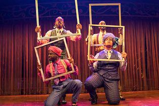 Five Guys Named Moe Tickets Marble Arch Theatre London