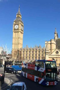 The Original Tour London Sightseeing 24 Hour Ticket