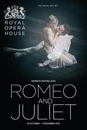 Romeo and Juliet - Royal Ballet Tickets