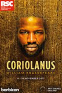 Coriolanus Tickets