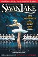 St. Petersburg Ballet - Swan Lake Tickets