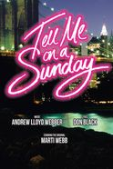 Tell Me On A Sunday Tickets
