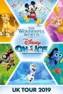The Wonderful World of Disney on Ice - Glasgow Tickets
