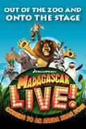 Madagascar Live! - Glasgow Tickets