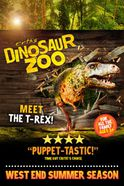 Dinosaur Zoo Tickets