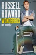 Russell Howard:Wonderbox - Manchester Tickets