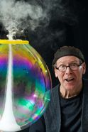 The Amazing Bubble Man Tickets