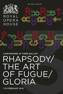 Rhapsody Mixed Bill  Tickets