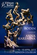 Eifman Ballet - Rodin Tickets