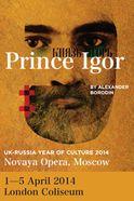 Prince Igor Tickets
