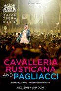 Cavalleria Rusticana / Pagliacci Tickets