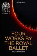 Viscera / Afternoon of a Faun / Tchaikovsky Pas De Deux / Carmen Tickets