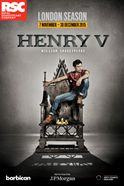 Henry V - Barbican Theatre Tickets