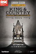 King and Country: Cycle D Tickets
