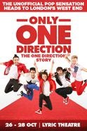 Only One Direction - The One Direction Story Tickets