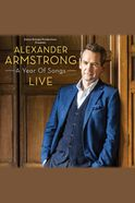 Alexander Armstrong - A Year of Songs Tickets