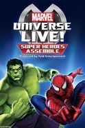 Marvel Universe Live - Manchester Tickets