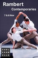 Rambert - Contemporaries Tickets