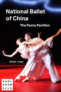 National Ballet of China - The Peony Pavilion Tickets