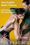 New English Ballet Theatre: Quint-essential Tickets