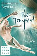 The Tempest - Birmingham Royal Ballet Tickets