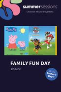 Family Fun Day - Summer Session Tickets
