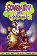 Scooby Doo Live Tickets