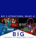 The Big London Attraction Tickets