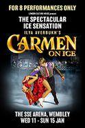 Carmen on Ice Tickets