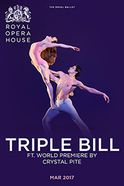 Mixed Ballet: The Human Seasons, After the Rain and New Crystal Pite Tickets
