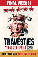 Travesties Tickets