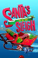 Santa's New Sleigh Tickets