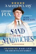 Sand in the Sandwiches Tickets