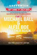 Michael Ball and Alfie Boe Together Again - London Tickets