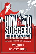 How to Succeed in Business Without Really Trying Tickets