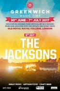 The Jacksons at Greenwich Music Time  Tickets
