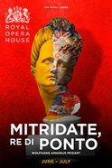 Mitridate, re di Ponto Tickets