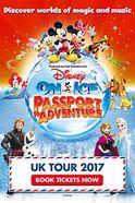 Disney On Ice Presents Passport To Adventure (Manchester) Tickets
