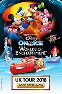 Disney On Ice: Worlds of Enchantment - Wembley Tickets