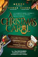 A Christmas Carol - Shoreditch Tickets