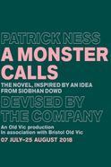 A Monster Calls Tickets