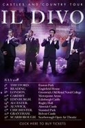 Il Divo: Englefield Castle Tickets