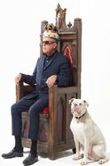 Suggs - What a King Cnut Tickets