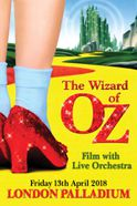 The Wizard of Oz in Concert Tickets