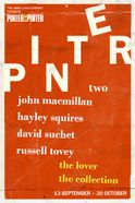 Pinter Two: The Lover / The Collection Tickets
