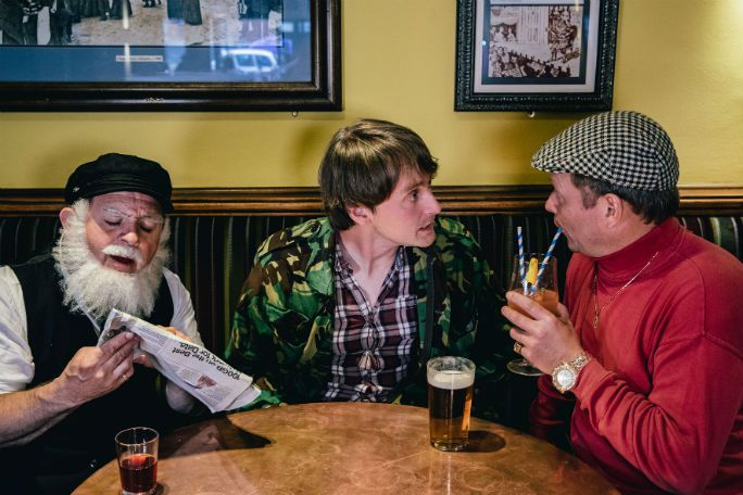 Only Fools, The (cushty) Dining Experience Tickets