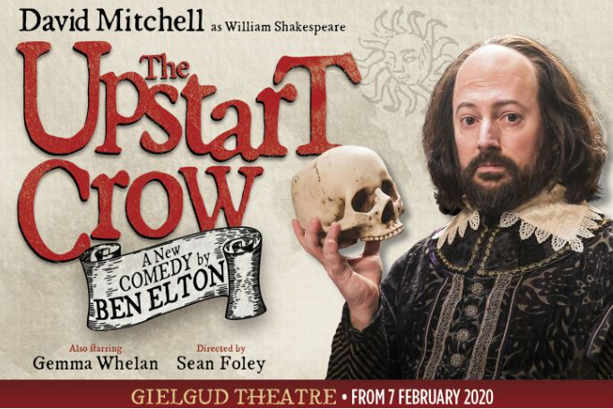 Upstart Crow Tickets