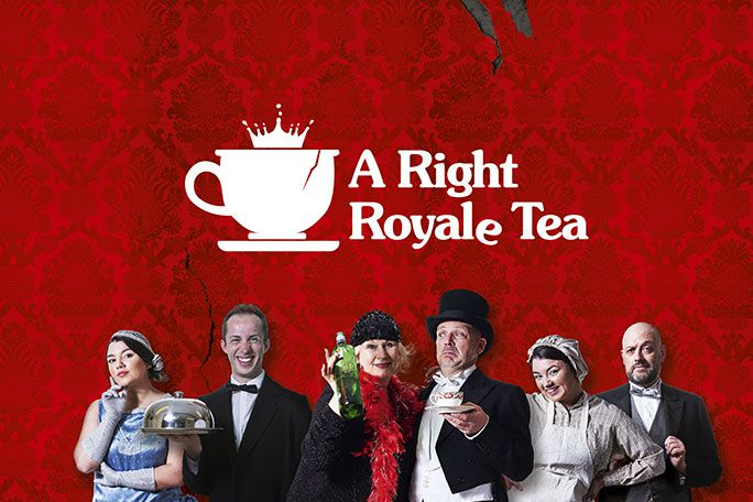 A Right Royale Tea Tickets