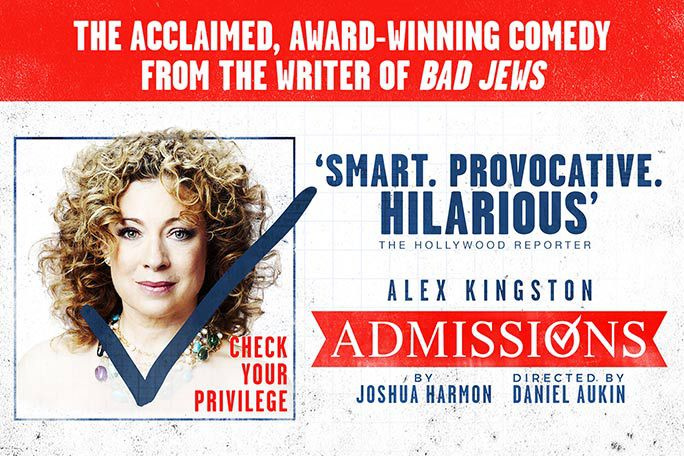 Admissions Tickets
